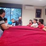 Cours de préparation d'enfants de Choeur (1)