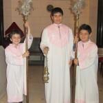 Cours de préparation d'enfants de Choeur (3)