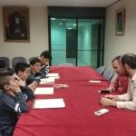 Cours de préparation d'enfants de Choeur (4)