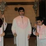Cours de préparation d'enfants de Choeur (6)