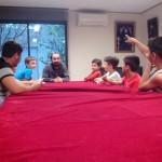 Cours de préparation d'enfants de Choeur (7)