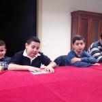 Cours de préparation d'enfants de Choeur (8)