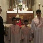 Cours de préparation d'enfants de Choeur (9)