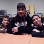 cours de préparation d'enfants de Choeur (2)