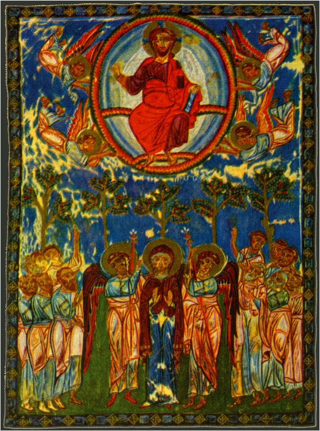 L ascension cath drale apostolique arm nienne des saints - Les saints de glace c est quand ...