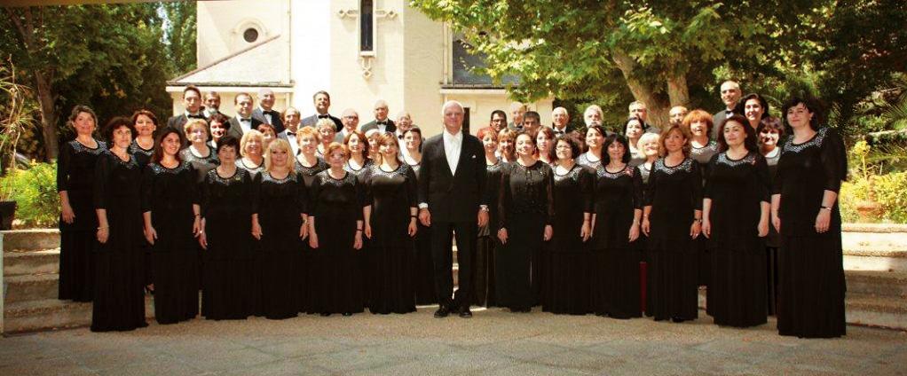 Le chœur arménien de Marseille